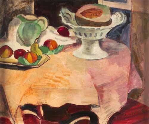 13: ANNE ESTELLE RICE (1879-1959)