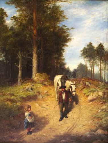 16: JOSEPH FARQUHARSON R.A (1846-1935)