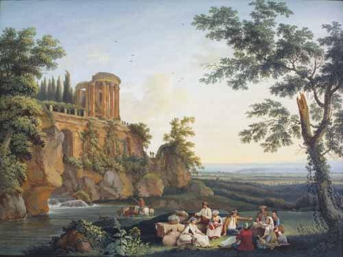 18: JOHANN PHILIPPE HACKERT (1737-1807)