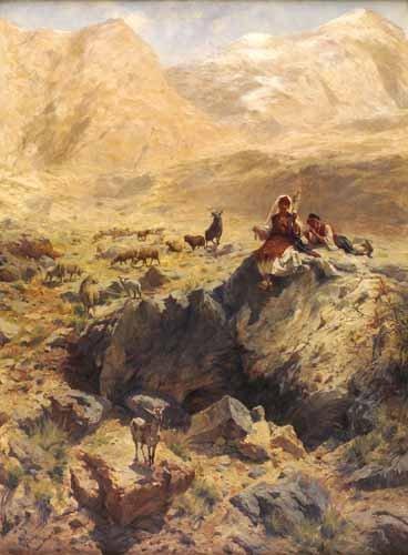 49: RUDOLPH OTTO VAN OTTENFELD (1856-1913)