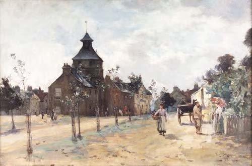 3: JOE MILNE (1857-1911)