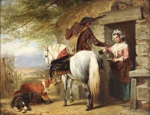 7: JOHN PHILLIP R.A., R.S.A. (1817-1867)