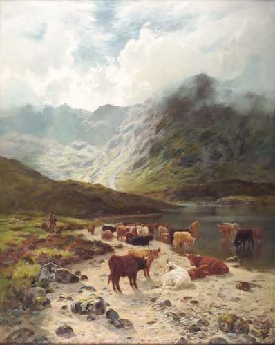 10: LOUIS BOSWORTH HURT (1856-1929)