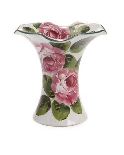 1004: A Wemyss spill vase,