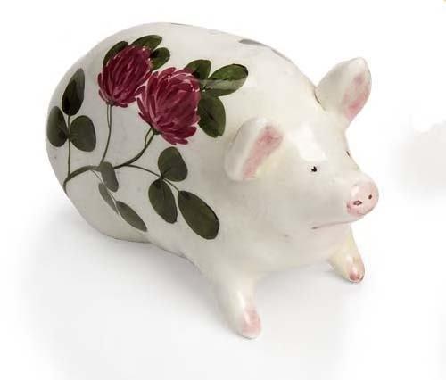 1005: A Plichta pig, 16cm long