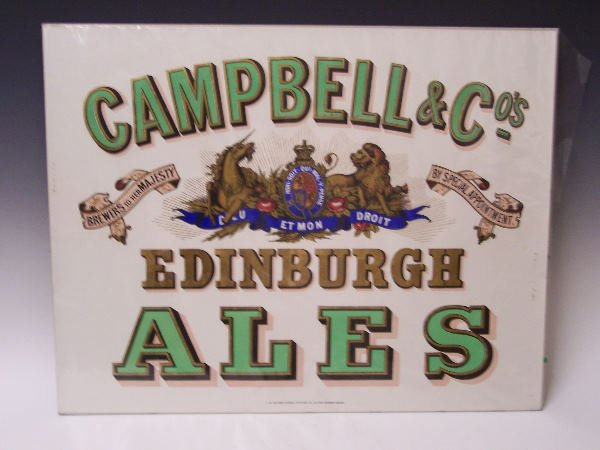 4001: Campbell, Hope & King Brewery