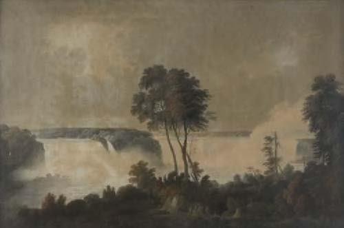 4004: Niagara Falls, North America
