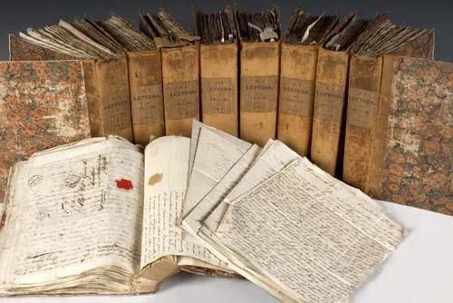 4033: The Revd. William Gunn, (1750-1841). A collection