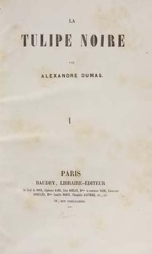 4288: Dumas, Alexandre