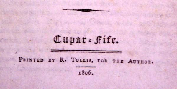 4360: Scottish Printing and Publishing--Tullis Press, C
