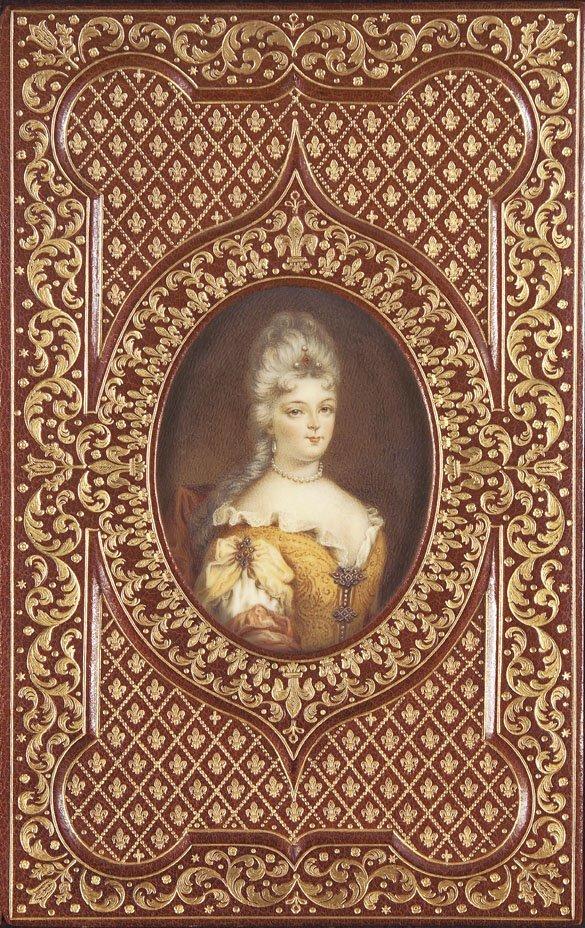 1619: COSWAY BINDING. CRUTWELL Maud Madame de Maintenon