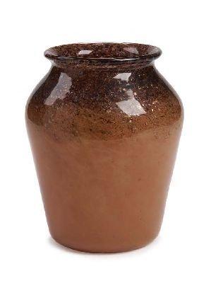 1: A Monart glass vase, 22.5cm high