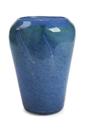 11: A large Monart glass vase, 27cm high