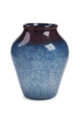 18: A large Monart glass vase, 29cm high