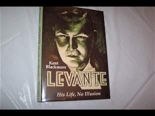 18: LEVANTE Kent Blackmore, Pasadena, Mike Caveney's Ma