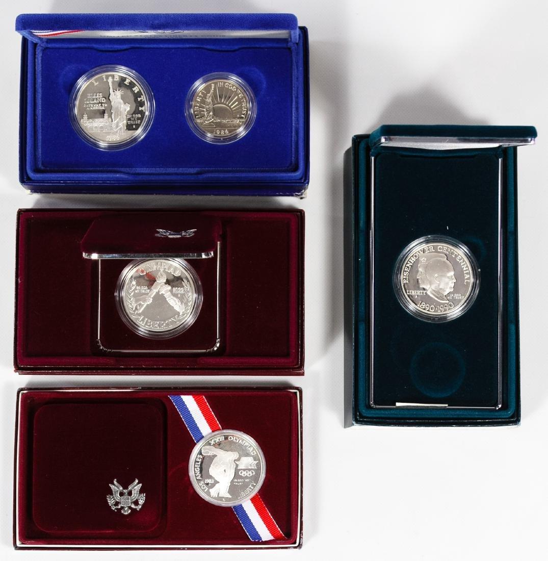 US Commemorative Set Assortment