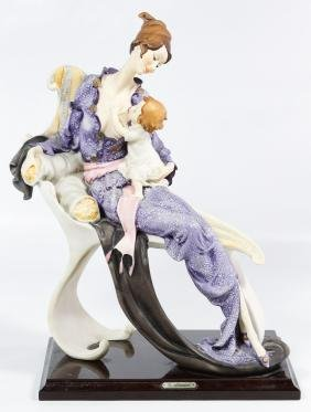 G Armani 'Mother and Child' Figurine