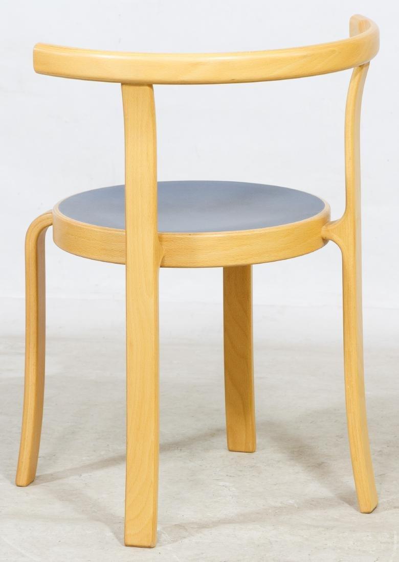 Danish Laminate 8000 Series Wood Chair by Magnus Olesen - 2