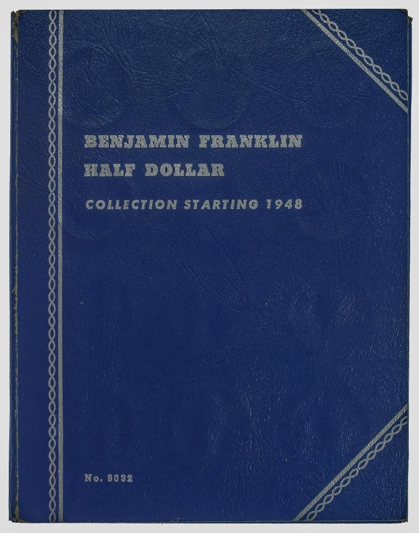 Franklin 50c Partial Set