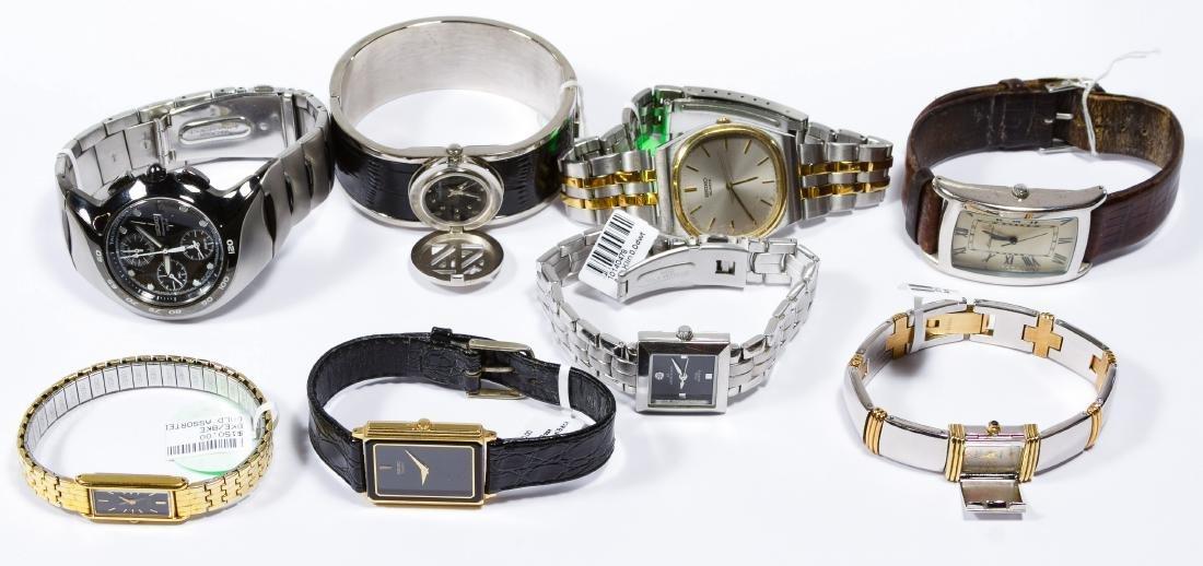Seiko, Anne Klein and Eddie Bauer Wrist Watch