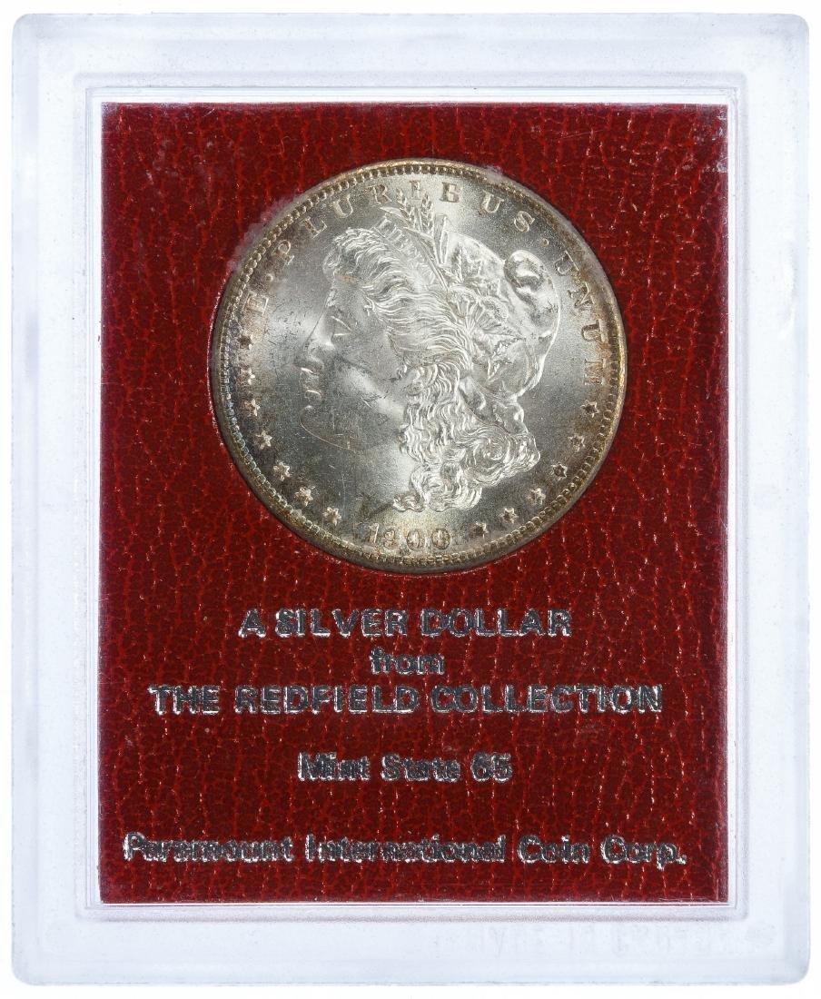 1900-S $1 MS-65 Redfield