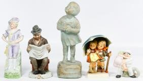 Ceramic Figurine Assortment