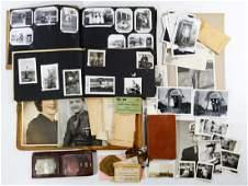 World War II Era Photograph Albums