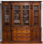 Mahogany China Cabinet by Ralph Lauren