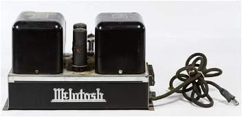 McIntosh MC-30 Tube Power Amplifier