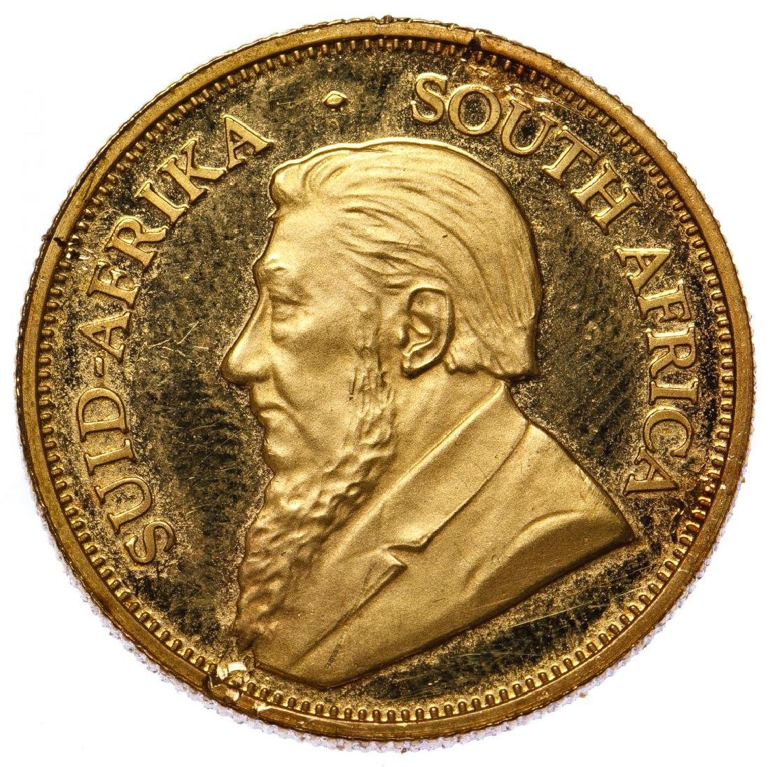 South Africa: 2002 1/2 Krugerrand Coin