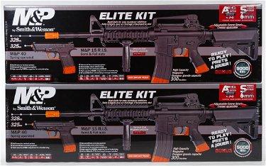 Smith & Wesson M&P Elite Air Soft Gun Kits