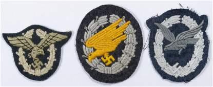 World War II German Patches