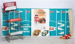 Coca-Cola Advertising Assortment