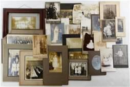 Victorian Photograph and Atkinson Print Assortment