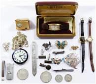 Pocket, Travel and Wrist Watch Assortment