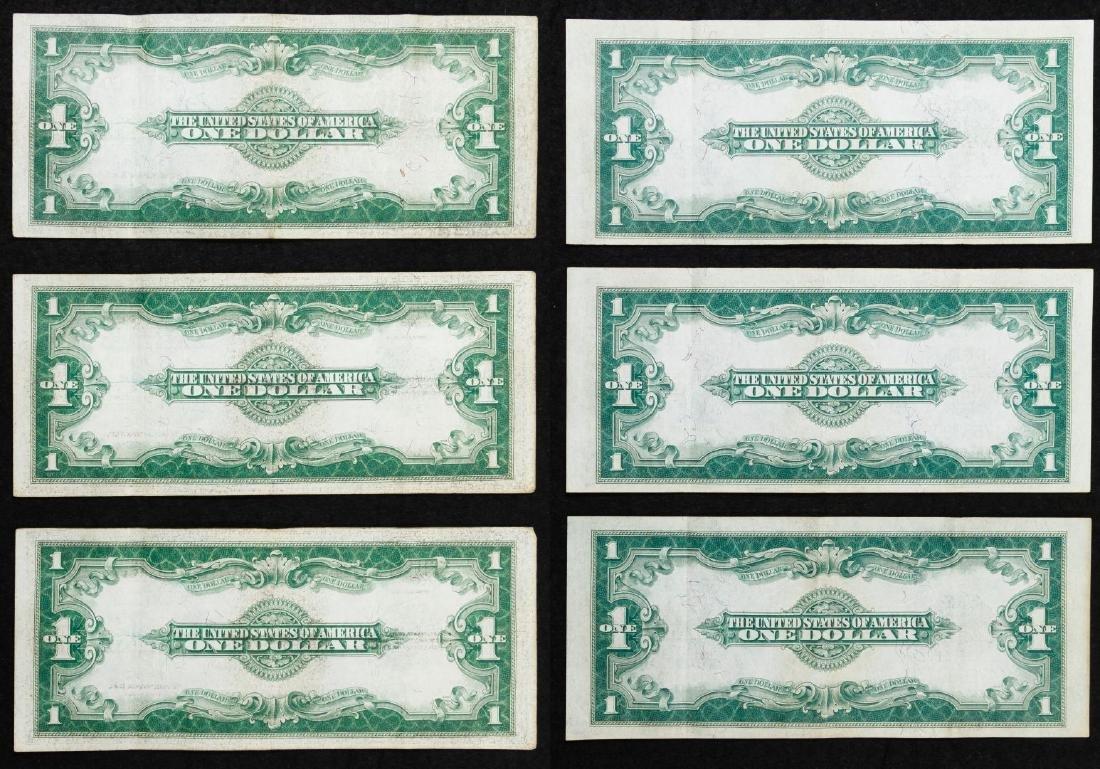1923 $1 Silver Certificates - 2