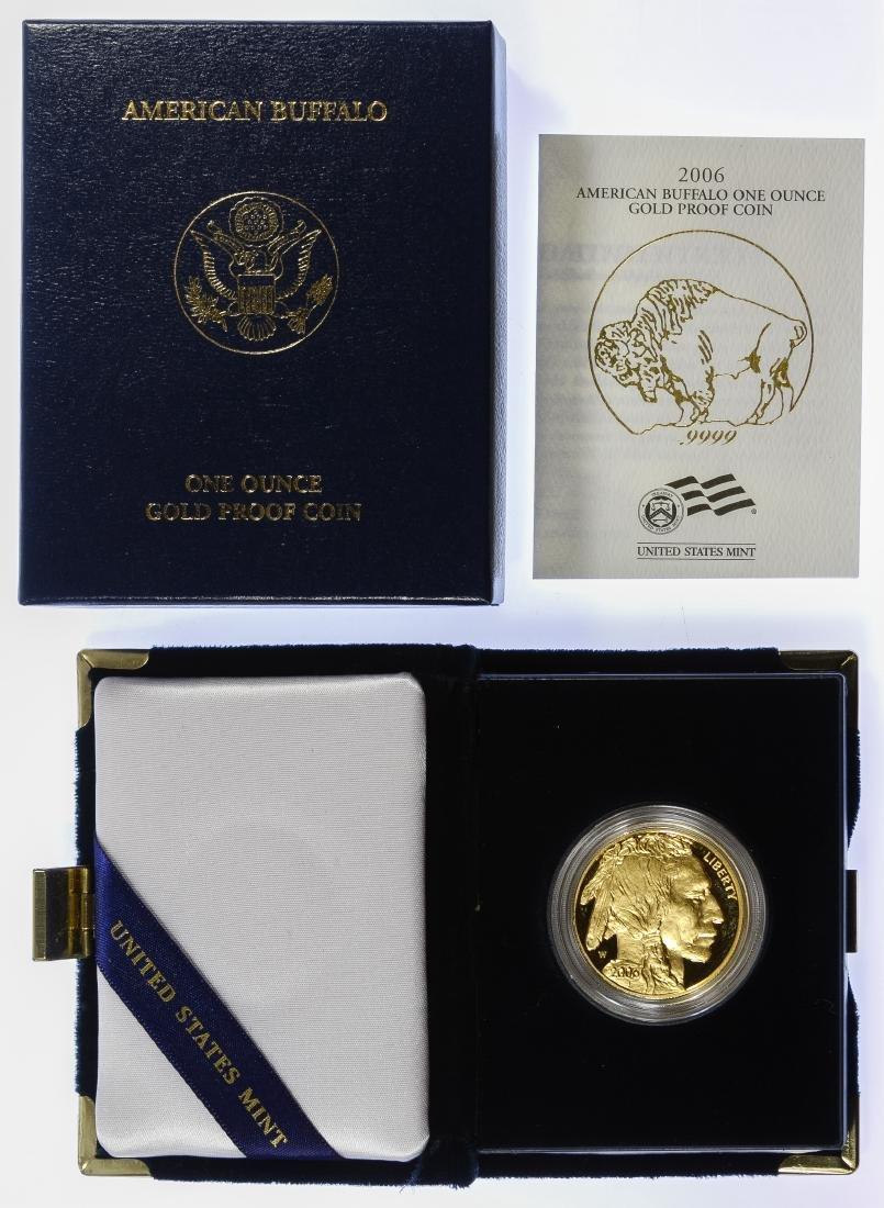 2006-W $50 Gold Buffalo Proof