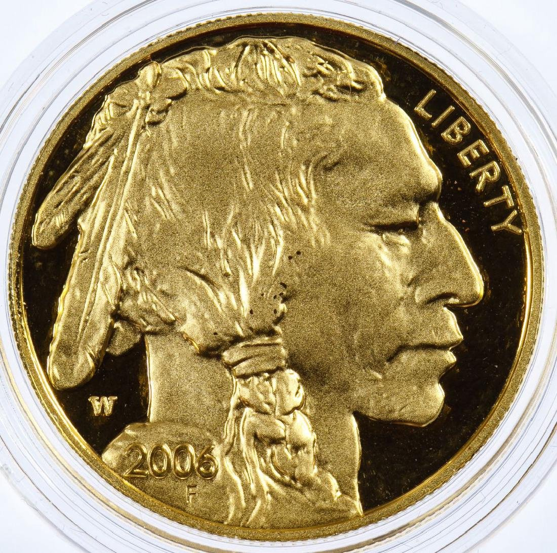 2006-W $50 Gold Buffalo Proof - 2