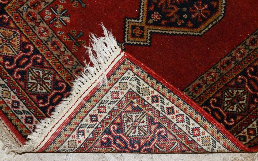 Persian Heriz Wool Runner Rug - 4