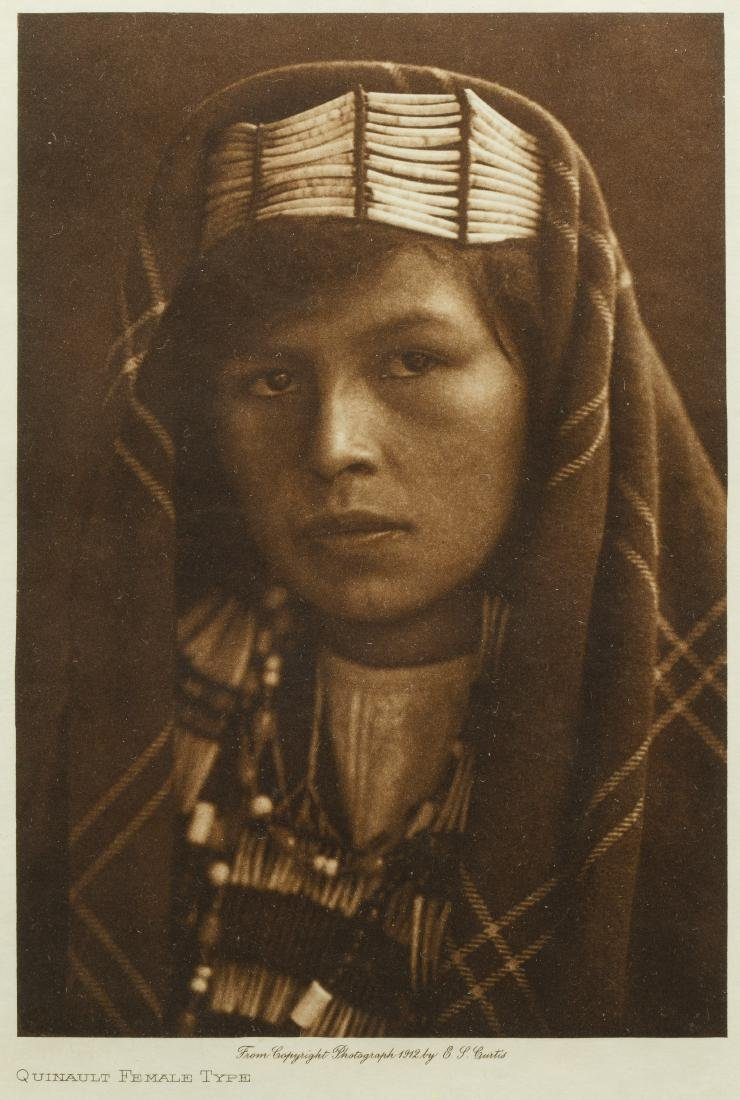 (After) Edward Sheriff Curtis (American, 1868-1952) - 2