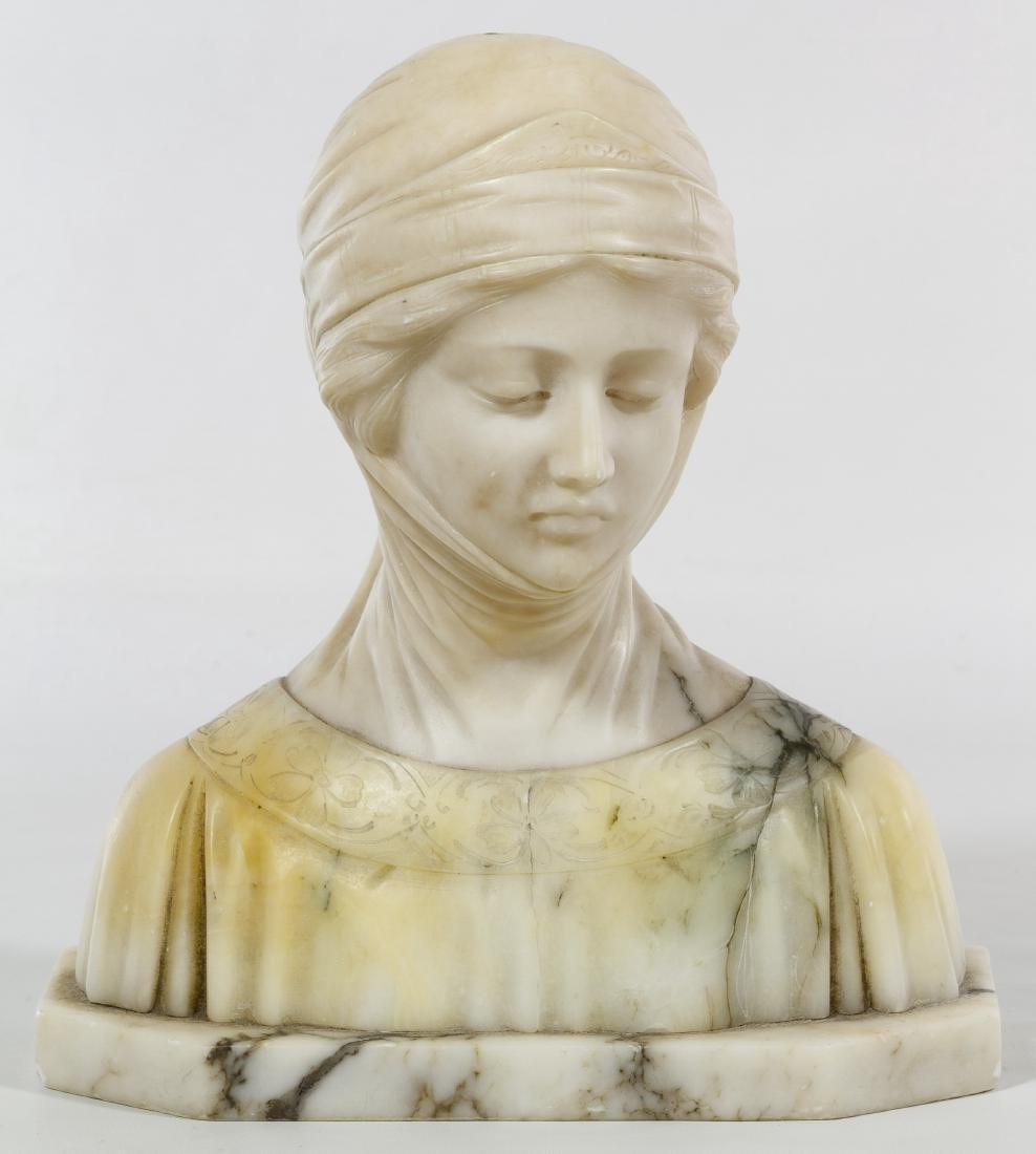 Enrico Castellucci (Italian, 20th Century) Carved