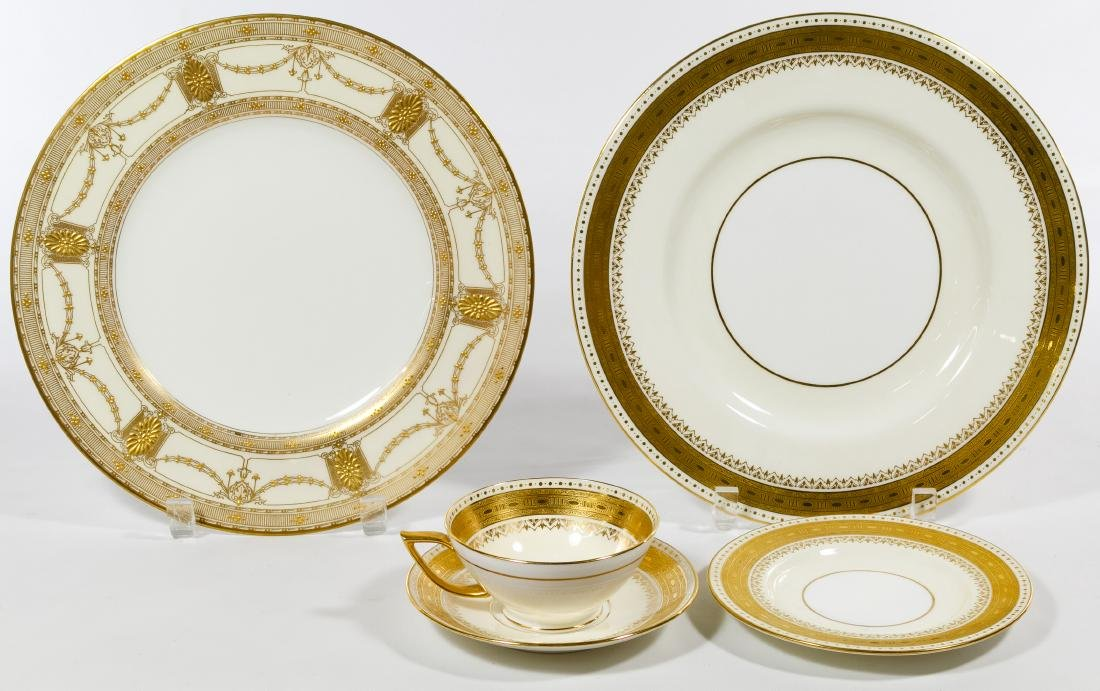 Minton 'Sussex' Partial China Service for Tatman of