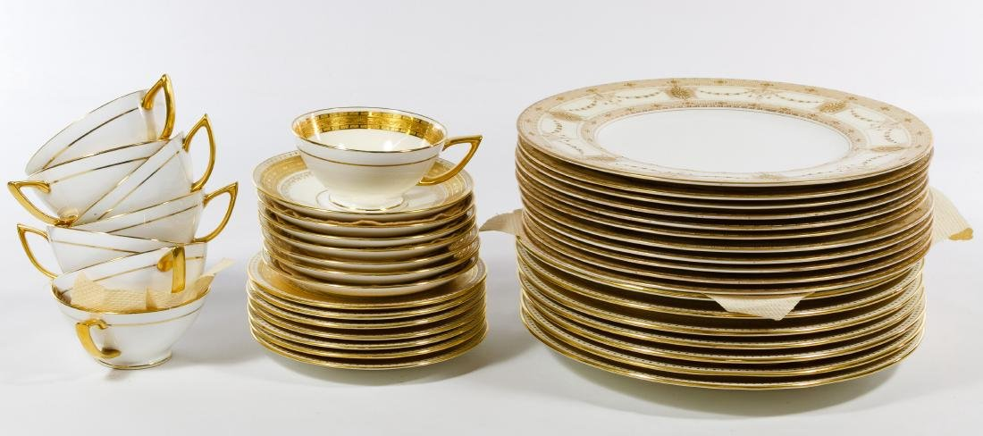 Minton 'Sussex' Partial China Service for Tatman of - 2