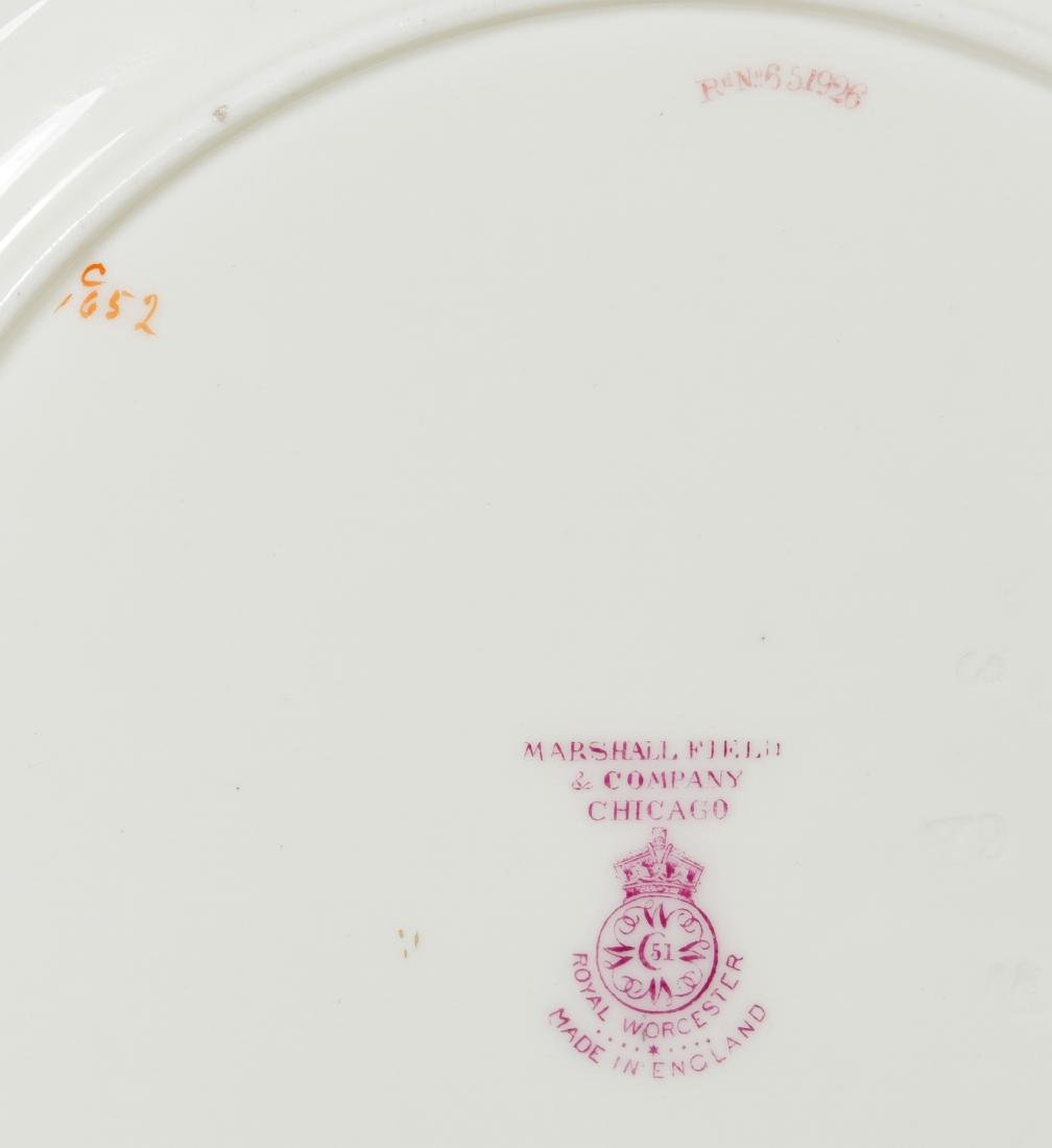 Minton 'Sussex' Partial China Service for Tatman of - 4