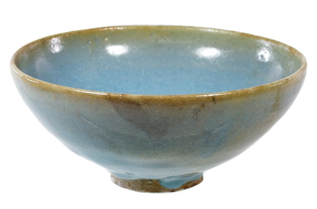 Chinese Chun Yao Style Tea Bowl