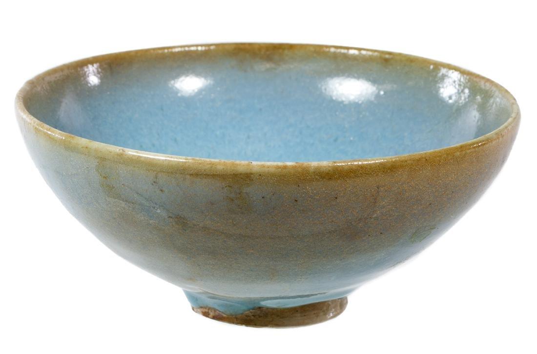 Chinese Chun Yao Style Tea Bowl - 2