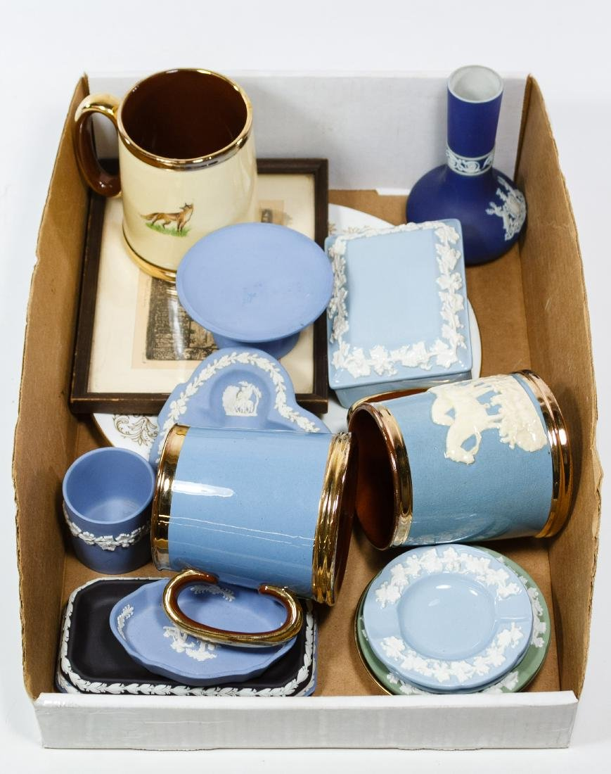English, Irish and German Ceramic Assortment - 3