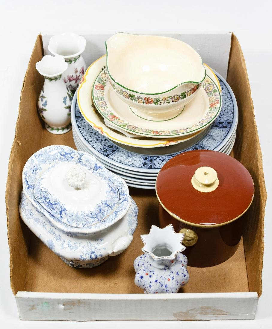 English, Irish and German Ceramic Assortment - 4