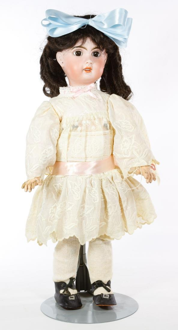 Jumeau #1907 French Bisque Child Doll