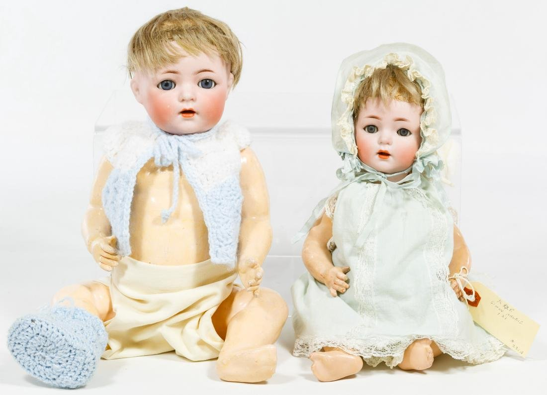 Kammer & Reinhardt #121 German Character Baby Dolls